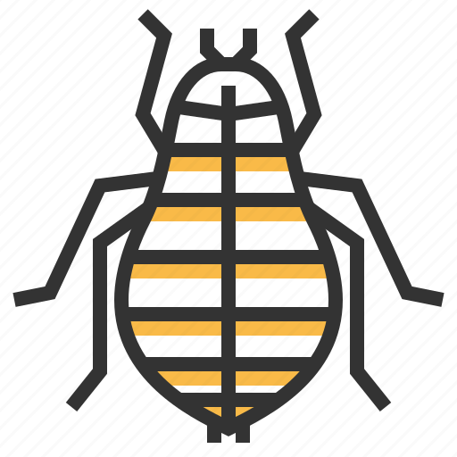 animal, bug, flea, insect icon