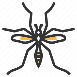 animal, bug, crane, fly, insect icon