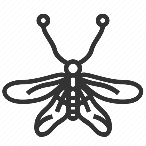 animal, bug, insect, owlfly icon