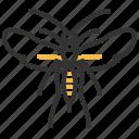 sawflies, stem, animal, bug, insect