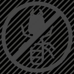 anti, control, exterminator, insect, pest, pest control, termite icon