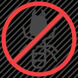 exterminator, insect, pest, pest control, termite icon