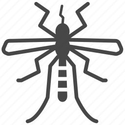bug, insect, mosquito, pest, pest control icon