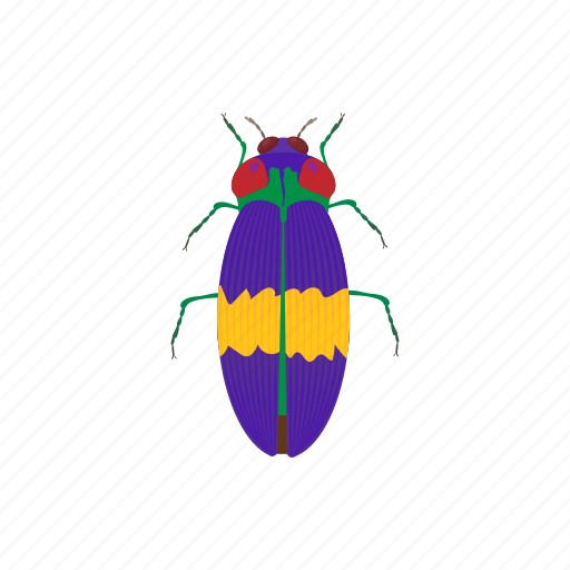 Beetle, bug, cartoon, dor, insect, mite, virus icon - Download on Iconfinder