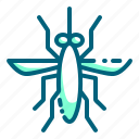 bug, insect, mosquito, pest icon