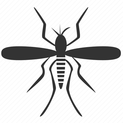 bug, insect, insect pests, insect prohibition, louse, mosquitoes icon