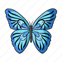 animal, arthropod, butterfly, insect icon