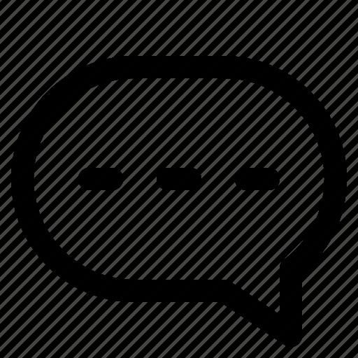 bubble, business, chat, chatting, communication, talk icon