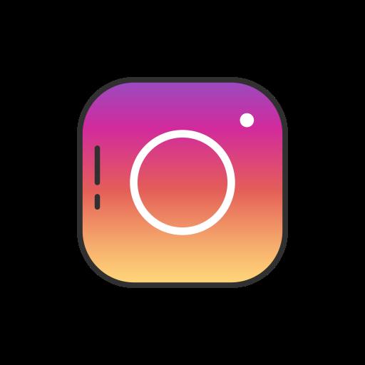 Instagram, instagram logo, label, logo icon - Free download