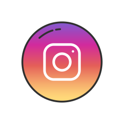 instagram, instagram logo, label, logo icon