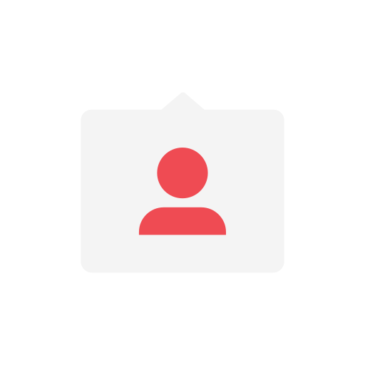 home page, person, profile, user icon