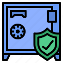 insurance, protect, safe, security icon