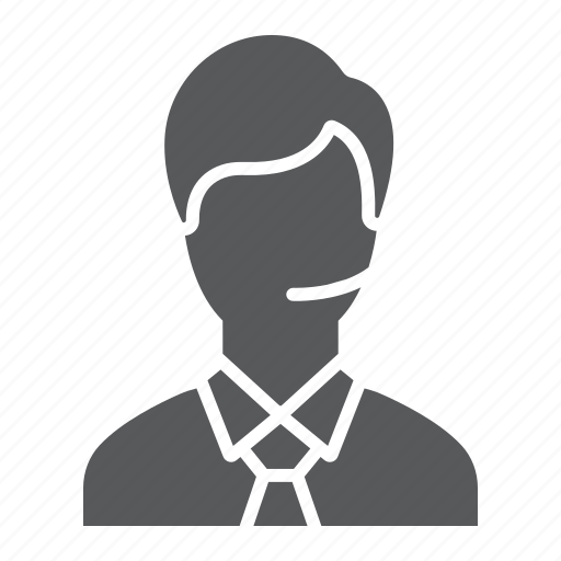 call, communication, consultation, man, service, support icon