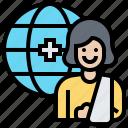 benefit, claim, health, insurance, plan icon