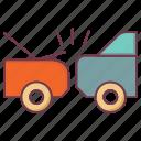 accident, cars, collaboration, fender, fender bender, incident, insurance icon