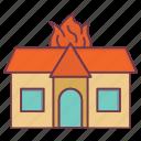 building, condo fixtures, condo insurance, countertops, insurance, real estate icon