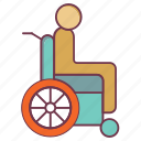 accessibility, disability, disable, insurance, paralympic, paralympics, wheelchair icon