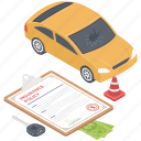 auto insurance, auto insurance policy, car documentation, car guarantee, car insurance, car protection, insurance policy icon