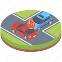 car accident, car crash, road accident, road tragedy, traffic accident
