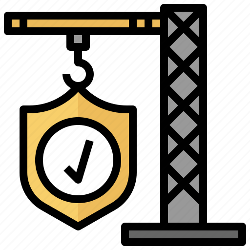 Construction, crane, hook, industry, lift, tools icon - Download on Iconfinder