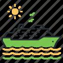 cruise, liner, ship, voyage