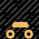 car, sensor, technology, vehicle, wireless icon