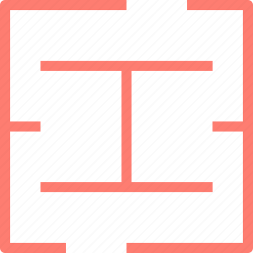 alphabet, h, letter icon