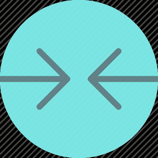arrow, arrowsleft, circle, forward, point icon