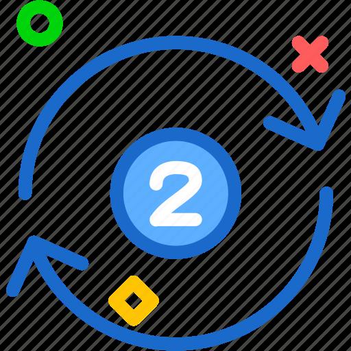 refresh, renew icon