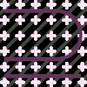 alphabet, letter, r icon