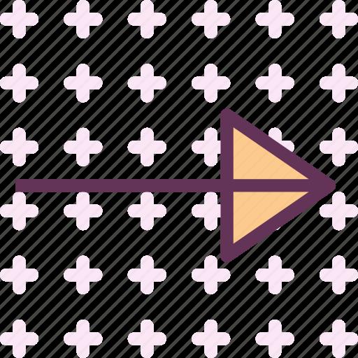 arrow, arrows, circle, direction, point icon
