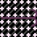 arrow, ax, right, sense icon