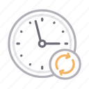 backup, clock, refresh, stopwatch, time