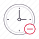 alarm, clock, deadline, time, watch icon