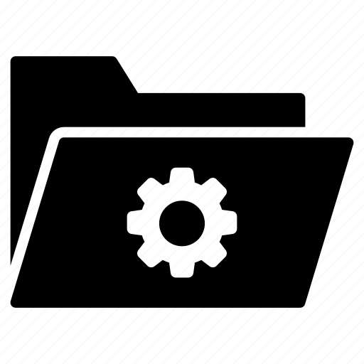 configure, directory, folder, preference, setting icon