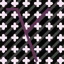 alphabet, letter, y icon