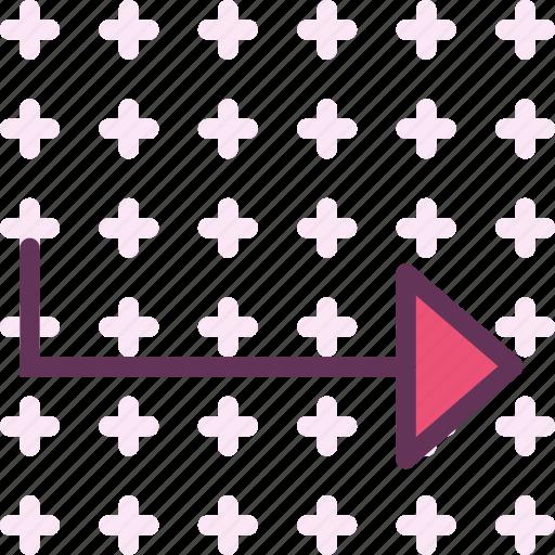 arrow, arrow90, forward, play, right icon