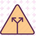 nal, return, sign, symboldiago, triangle, warning icon