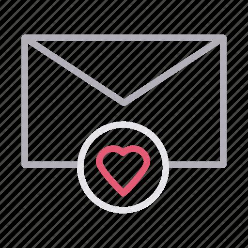 email, envelope, favorite, inbox, message icon
