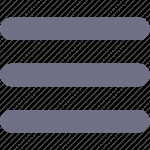 arow, arrange, hamburger, list, menu, table icon