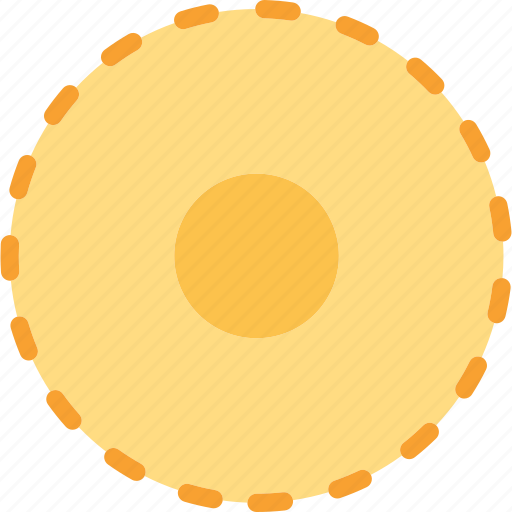 circle, divide, edit, finder, path, point icon