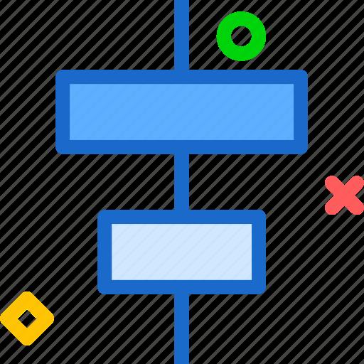 align, arrange, center, horizontal, s icon