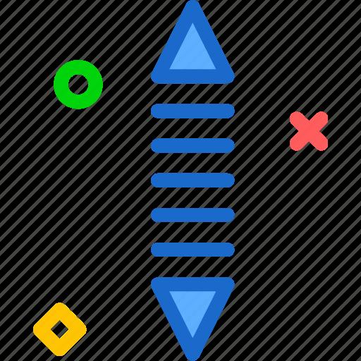 code, gallery, grid, header, scroll, slider, web icon