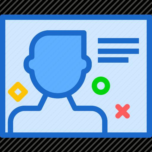 avatar, male, pic, profile, user icon