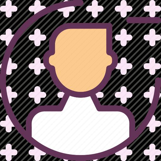 avatar, gallery, maleremove, photos, picture icon