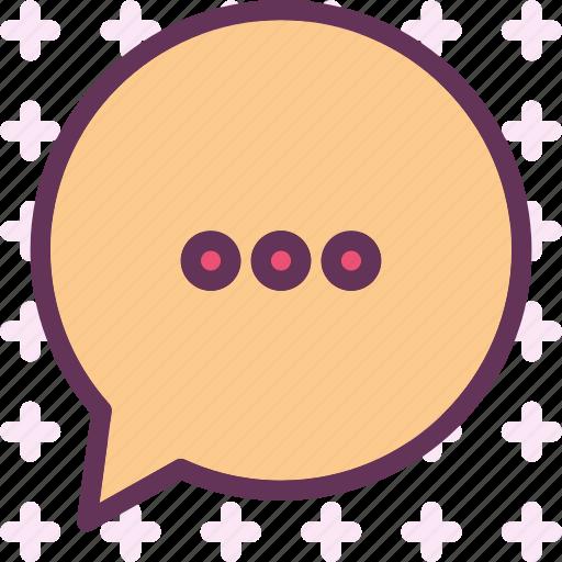 chat, conversation, messagebubble icon
