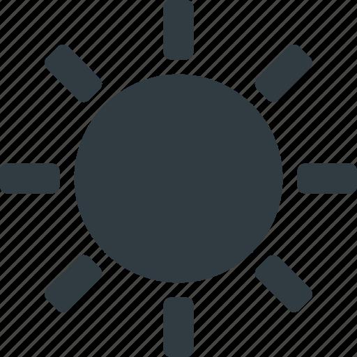 Brightness, interface, ui, user icon - Download on Iconfinder