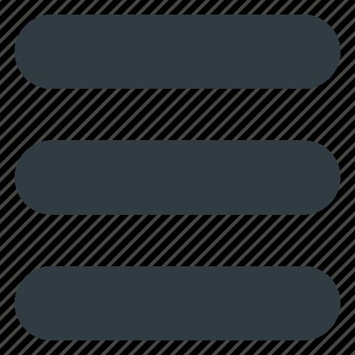 Hamburger, interface, menu, ui, user icon - Download on Iconfinder