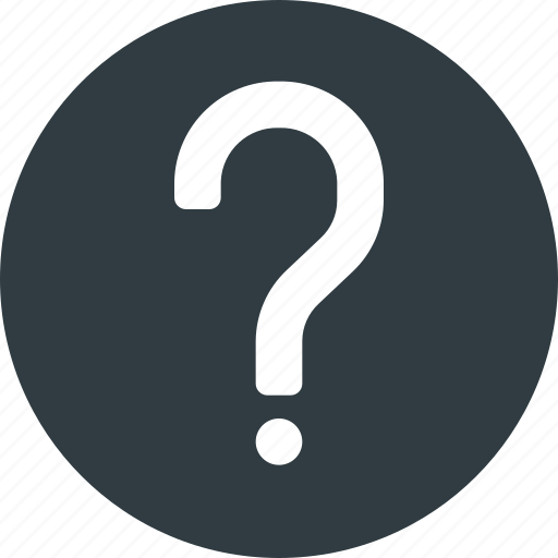 Interface, question, ui, user icon