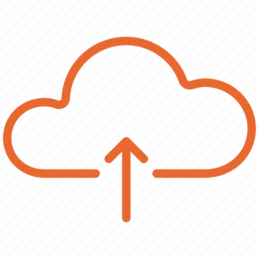 cloud, cloudy, download, save, upload icon